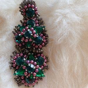 Single piece! Mignonne Gavigan green earring